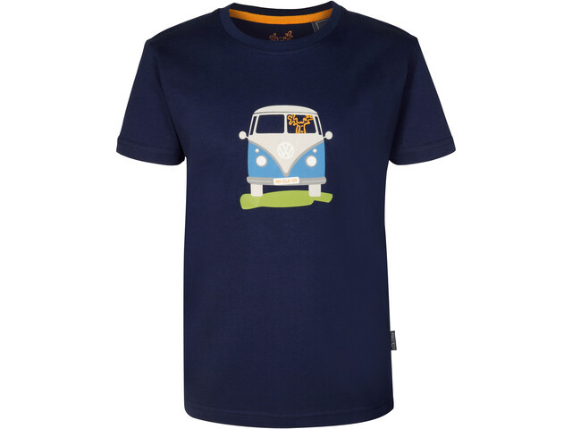 Elkline Teeins T-Shirt Kids blueshadow
